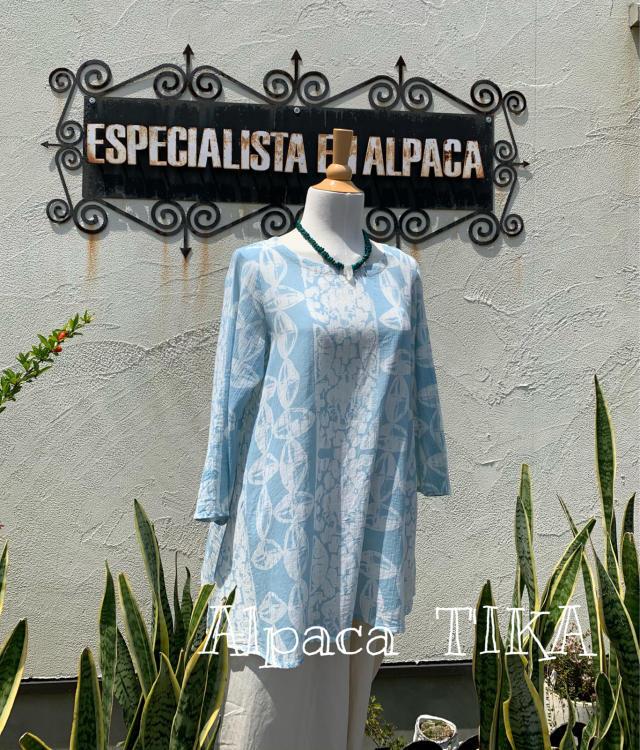 コットンブラウス入荷しました☆追記・布のお洋服が、一部商品SALEとなりました(笠間店の取り扱い)_d0187468_16414195.jpg