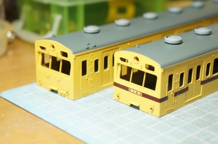 【鉄道模型・HO】101系再生計画・8_c0162772_10001533.jpg