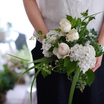 オークリーフ花の教室(落合さんの作品)_f0049672_20432269.jpg