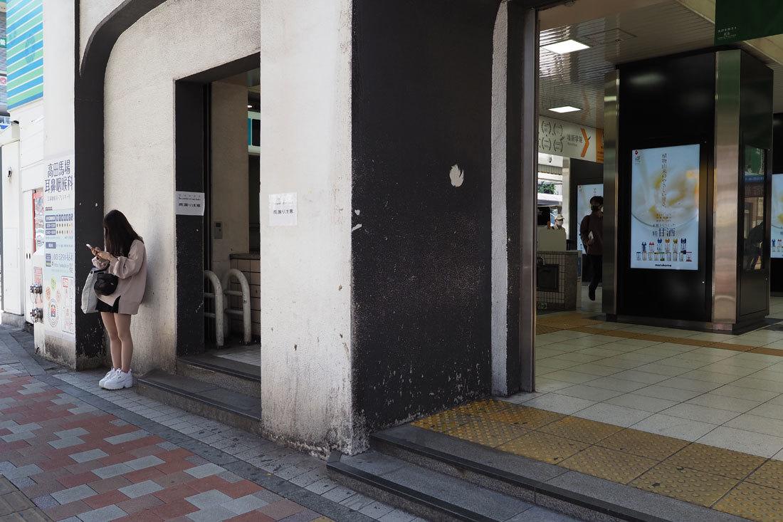 高田馬場駅下車〜_e0186081_23411021.jpg
