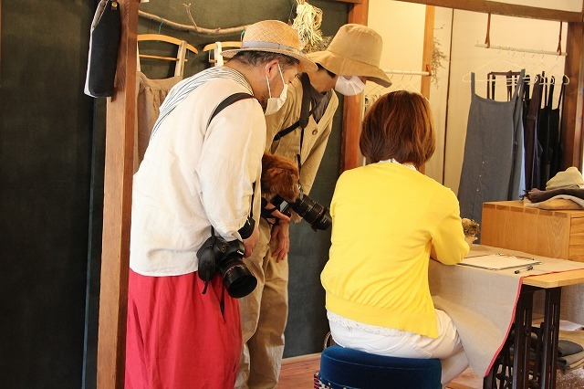 第26回にのはこ時間 『キトキ青空写真館』_f0162302_20240177.jpg