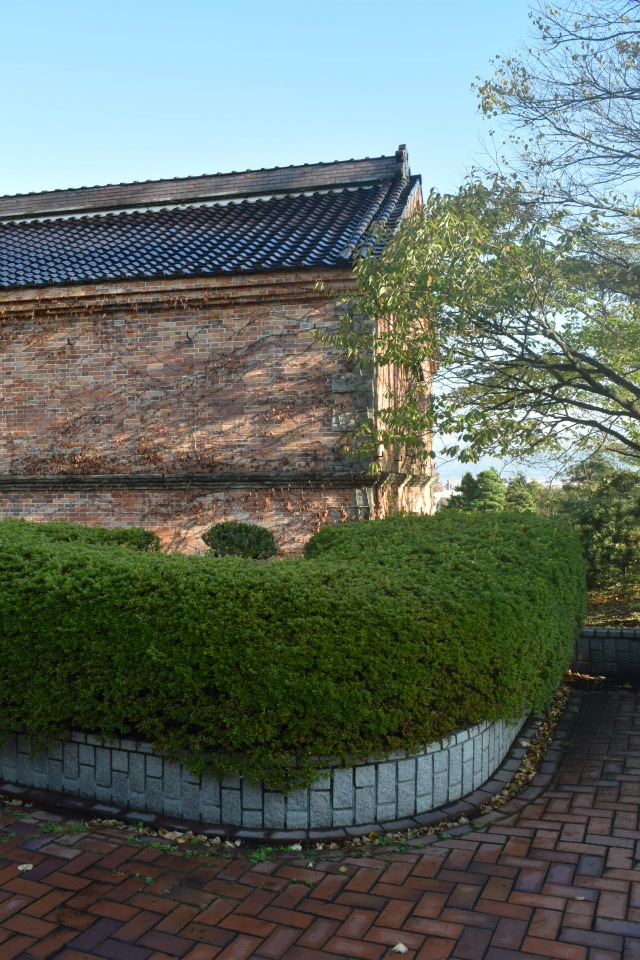 函館市元町の旧開拓使函館支庁書籍庫(函館の建築再見2021)_f0142606_05540434.jpg
