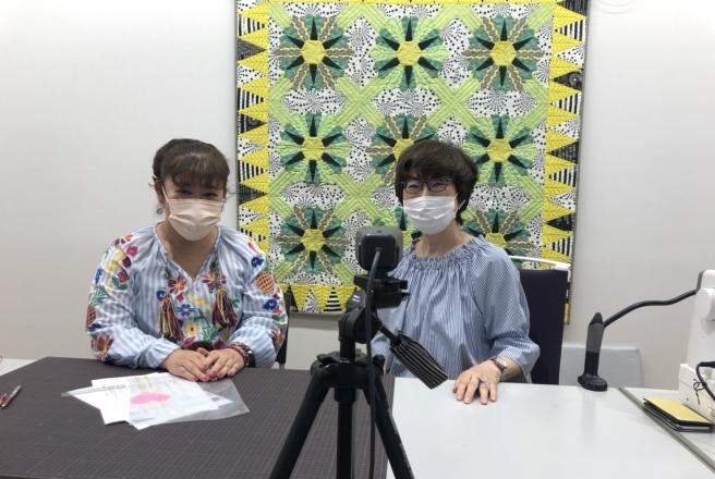 キルト塾ZOOMレッスン無事終了♫_a0195226_23164356.jpg