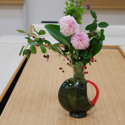 オークリーフ(絵画教室の花28)_f0049672_18491831.jpg