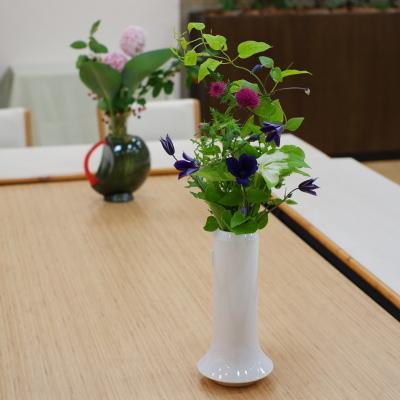 オークリーフ(絵画教室の花28)_f0049672_18492440.jpg