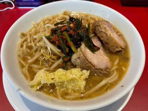 Noodle Shop イッ豚_c0107574_11260894.jpg