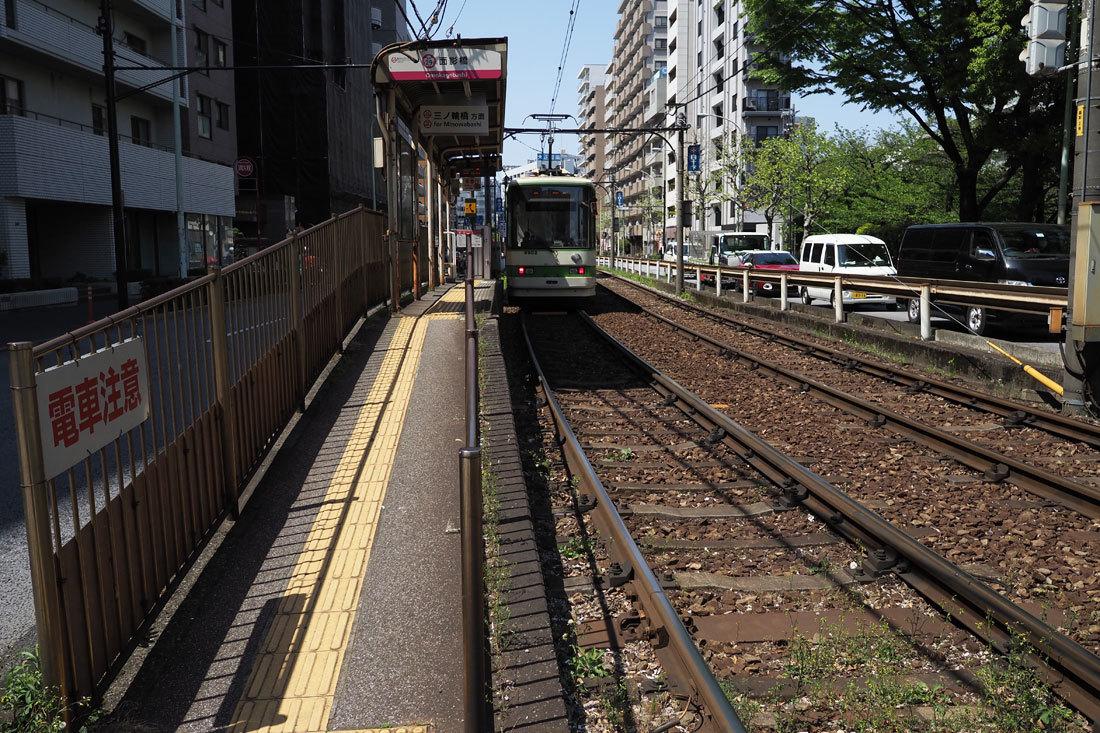 高田馬場駅下車〜・2_e0186081_21442148.jpg