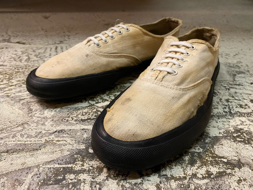 6月16日(水)マグネッツ大阪店ヴィンテージ入荷日!! #1 U.S.Navy編!! 1944\'DeckShoes,N-3 CottonTwill,DenimSailor,Chambray!!_c0078587_12573654.jpg