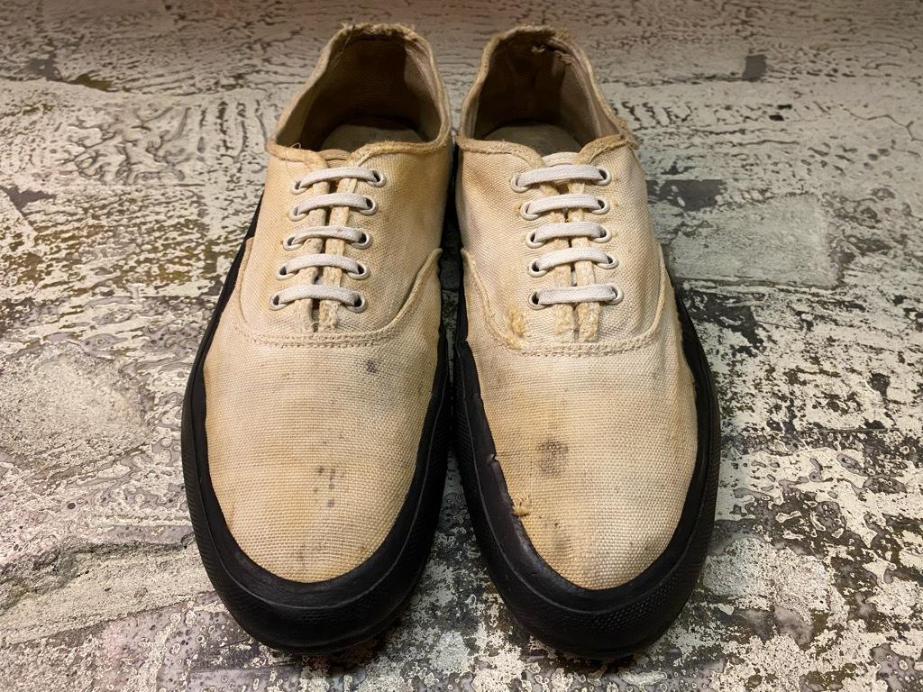 6月16日(水)マグネッツ大阪店ヴィンテージ入荷日!! #1 U.S.Navy編!! 1944\'DeckShoes,N-3 CottonTwill,DenimSailor,Chambray!!_c0078587_12573920.jpg