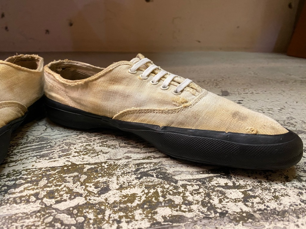6月16日(水)マグネッツ大阪店ヴィンテージ入荷日!! #1 U.S.Navy編!! 1944\'DeckShoes,N-3 CottonTwill,DenimSailor,Chambray!!_c0078587_12574460.jpg