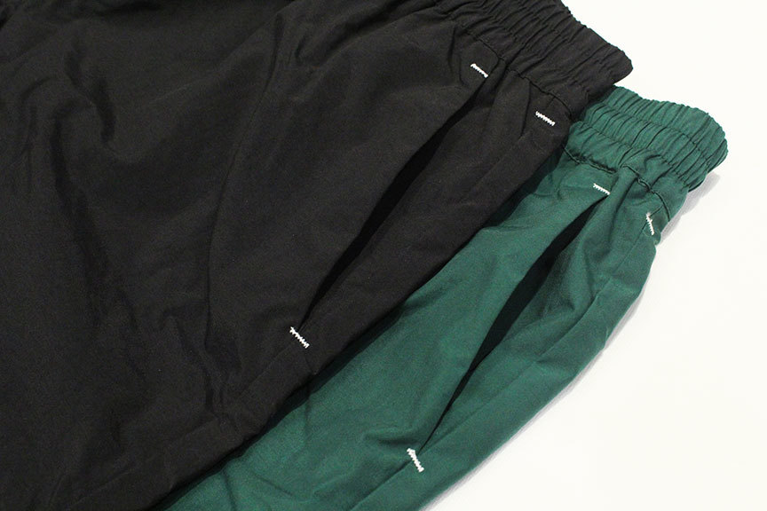 """NOTHIN\'SPECIAL (ナッシンスペシャル) \"""" OUT OF NOTHING NYLON SHORTS \""""_b0122806_13361825.jpg"""