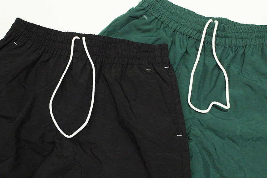 """NOTHIN\'SPECIAL (ナッシンスペシャル) \"""" OUT OF NOTHING NYLON SHORTS \""""_b0122806_13362297.jpg"""