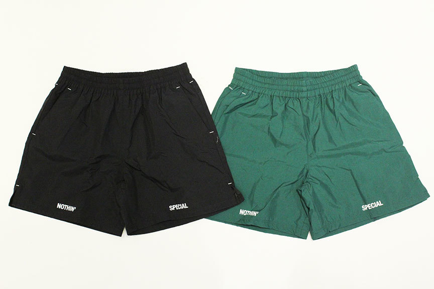 """NOTHIN\'SPECIAL (ナッシンスペシャル) \"""" OUT OF NOTHING NYLON SHORTS \""""_b0122806_13362520.jpg"""