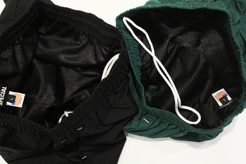 """NOTHIN\'SPECIAL (ナッシンスペシャル) \"""" OUT OF NOTHING NYLON SHORTS \""""_b0122806_14111608.jpg"""