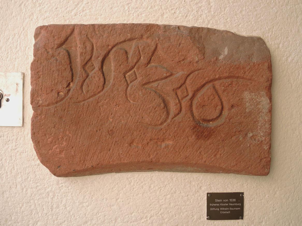 Friedberg の街で見かけた文字(2)おもしろい数字がたくさん_e0175918_00050296.jpeg