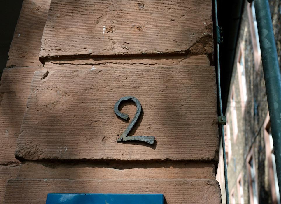 Friedberg の街で見かけた文字(2)おもしろい数字がたくさん_e0175918_00050443.jpeg