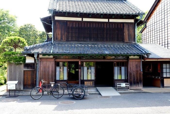 江戸東京たてもの園が再開した。(11)_e0129750_01102133.jpg