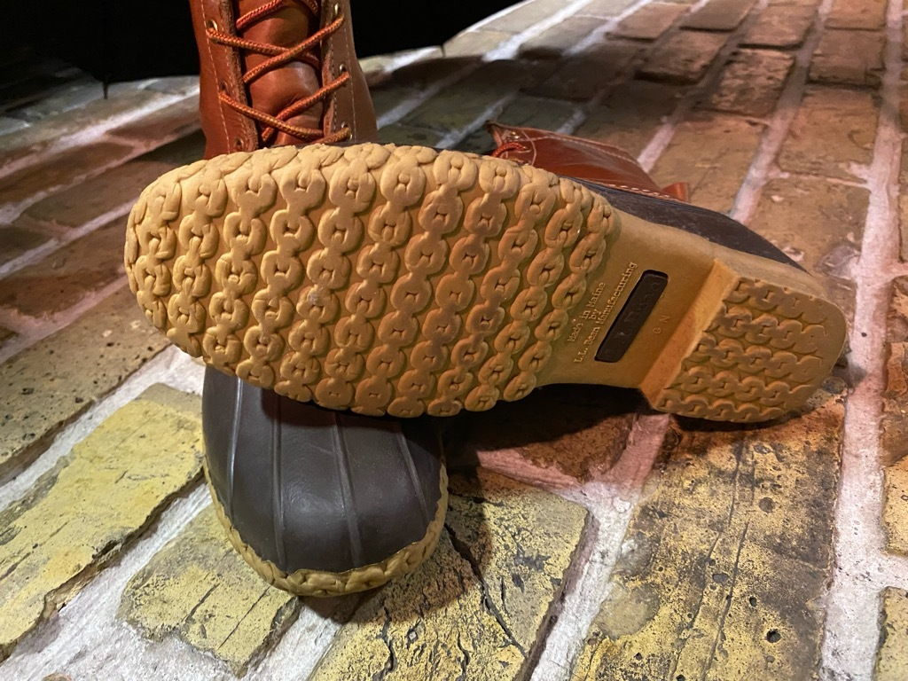 マグネッツ神戸店 L.L.Bean Maine Hunting Boots!_c0078587_13553810.jpg