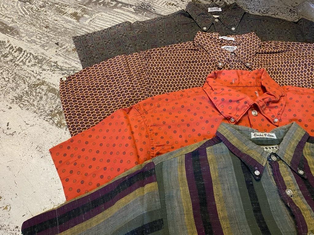 6月16日(水)マグネッツ大阪店ヴィンテージ入荷日!! #3 Shirt&Work編!! BD Shirt,LinenPants,PowrHouse,BIG MAC,Sears!!_c0078587_14394295.jpg