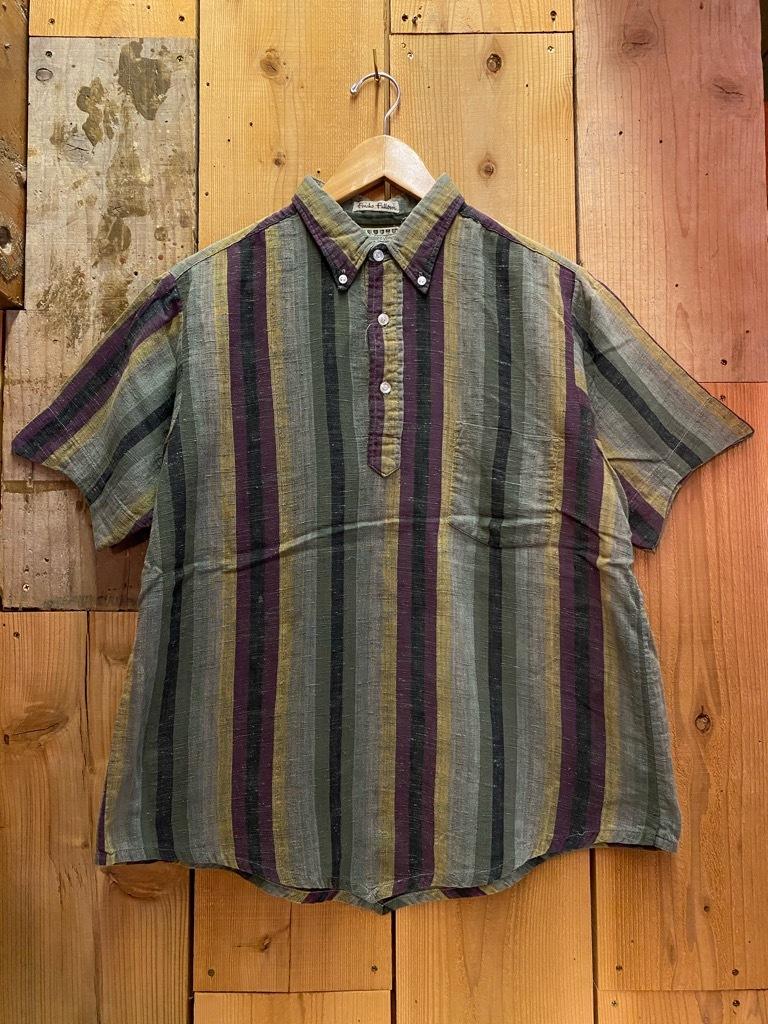 6月16日(水)マグネッツ大阪店ヴィンテージ入荷日!! #3 Shirt&Work編!! BD Shirt,LinenPants,PowrHouse,BIG MAC,Sears!!_c0078587_14394713.jpg