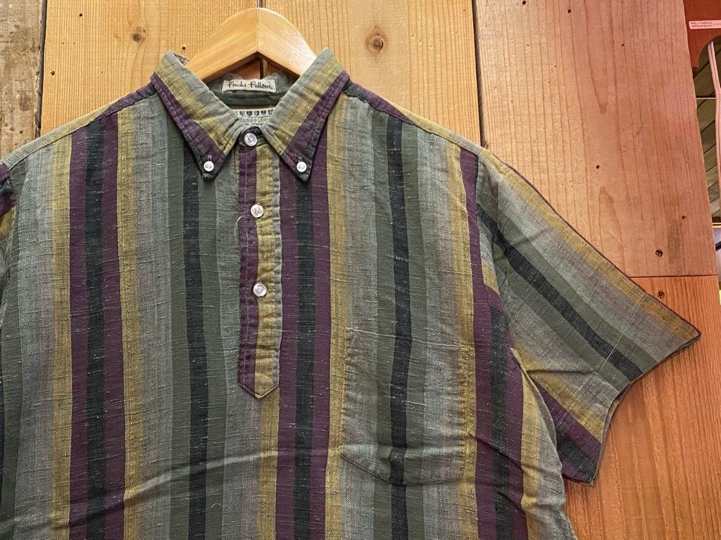 6月16日(水)マグネッツ大阪店ヴィンテージ入荷日!! #3 Shirt&Work編!! BD Shirt,LinenPants,PowrHouse,BIG MAC,Sears!!_c0078587_14394841.jpg