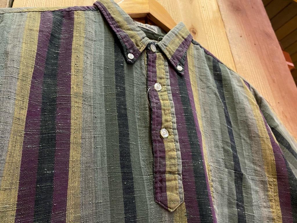 6月16日(水)マグネッツ大阪店ヴィンテージ入荷日!! #3 Shirt&Work編!! BD Shirt,LinenPants,PowrHouse,BIG MAC,Sears!!_c0078587_14395513.jpg