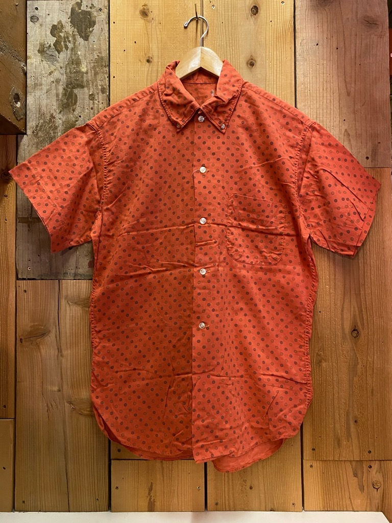 6月16日(水)マグネッツ大阪店ヴィンテージ入荷日!! #3 Shirt&Work編!! BD Shirt,LinenPants,PowrHouse,BIG MAC,Sears!!_c0078587_14450905.jpg