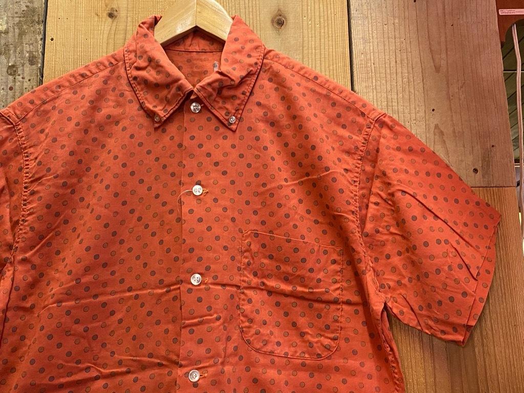 6月16日(水)マグネッツ大阪店ヴィンテージ入荷日!! #3 Shirt&Work編!! BD Shirt,LinenPants,PowrHouse,BIG MAC,Sears!!_c0078587_14451033.jpg