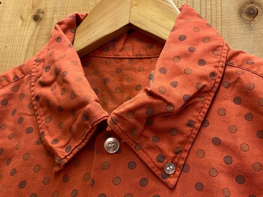 6月16日(水)マグネッツ大阪店ヴィンテージ入荷日!! #3 Shirt&Work編!! BD Shirt,LinenPants,PowrHouse,BIG MAC,Sears!!_c0078587_14451240.jpg