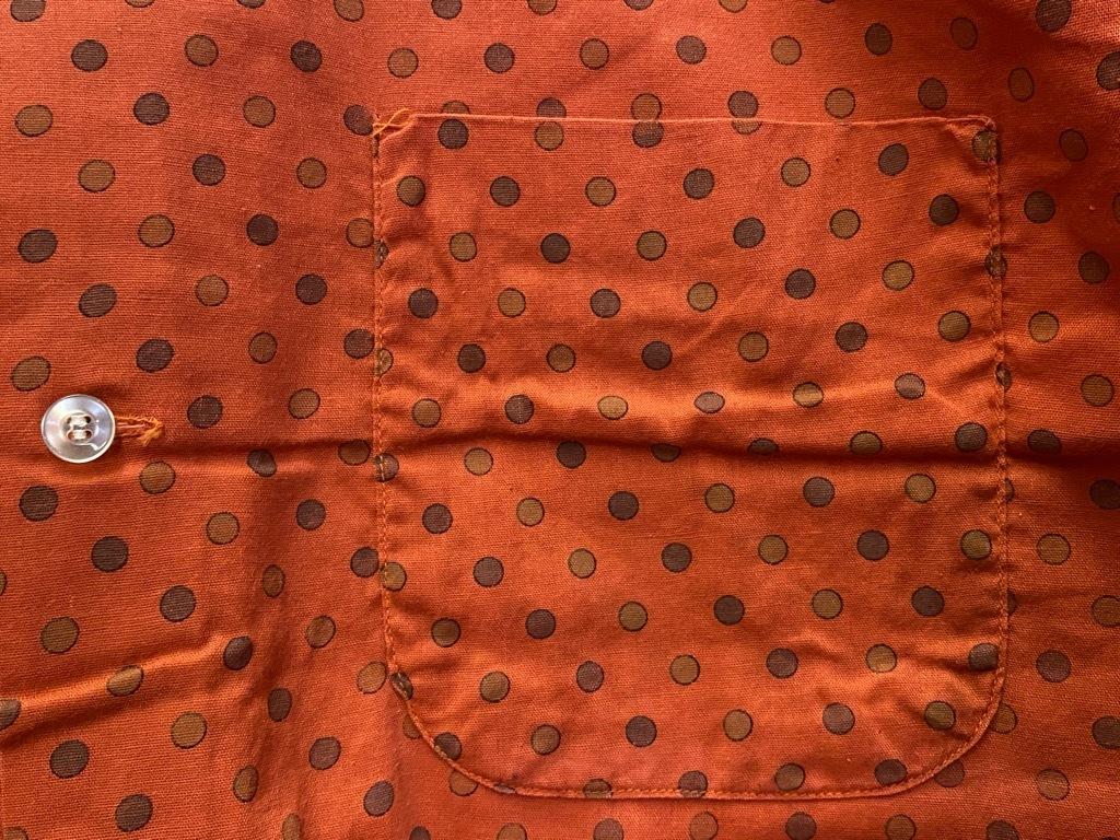 6月16日(水)マグネッツ大阪店ヴィンテージ入荷日!! #3 Shirt&Work編!! BD Shirt,LinenPants,PowrHouse,BIG MAC,Sears!!_c0078587_14451726.jpg
