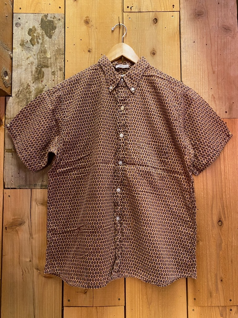6月16日(水)マグネッツ大阪店ヴィンテージ入荷日!! #3 Shirt&Work編!! BD Shirt,LinenPants,PowrHouse,BIG MAC,Sears!!_c0078587_14452034.jpg