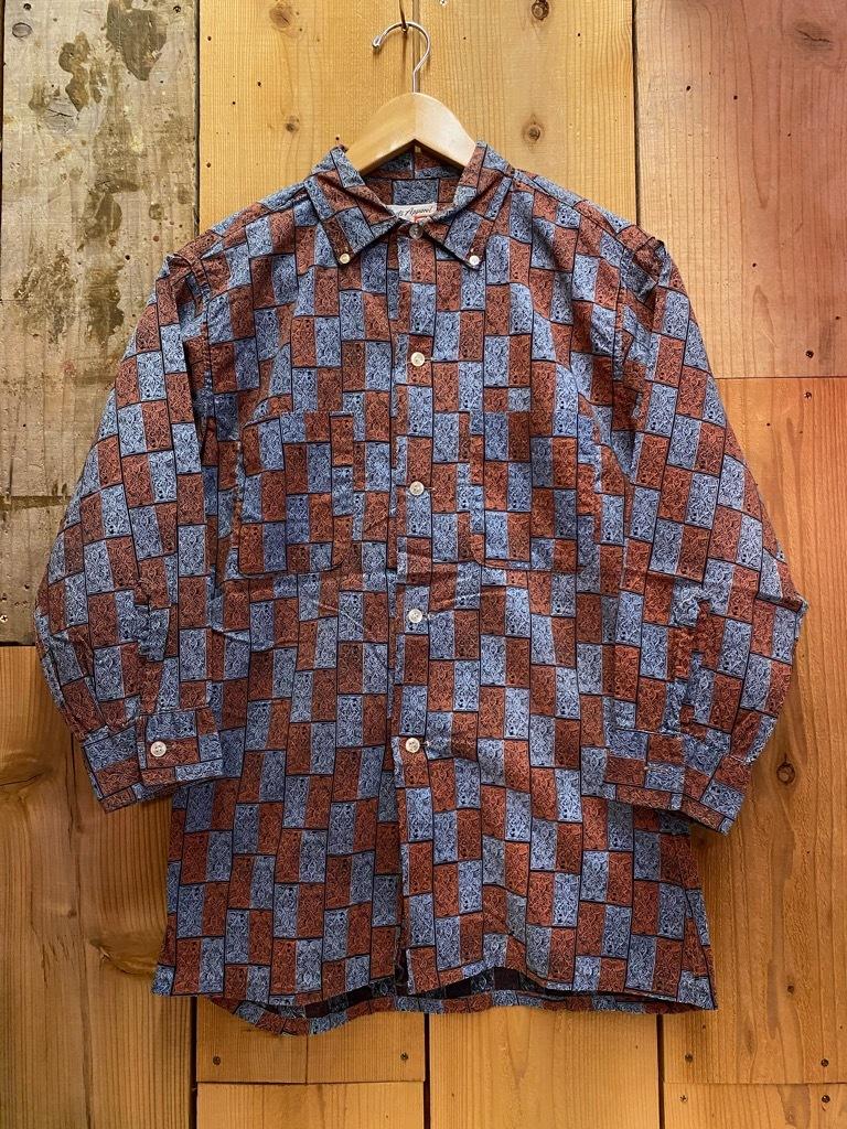 6月16日(水)マグネッツ大阪店ヴィンテージ入荷日!! #3 Shirt&Work編!! BD Shirt,LinenPants,PowrHouse,BIG MAC,Sears!!_c0078587_16380926.jpg