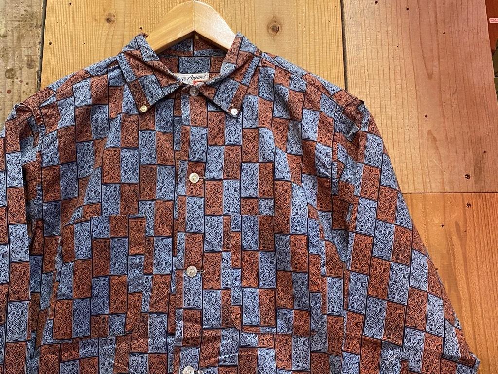 6月16日(水)マグネッツ大阪店ヴィンテージ入荷日!! #3 Shirt&Work編!! BD Shirt,LinenPants,PowrHouse,BIG MAC,Sears!!_c0078587_16381003.jpg