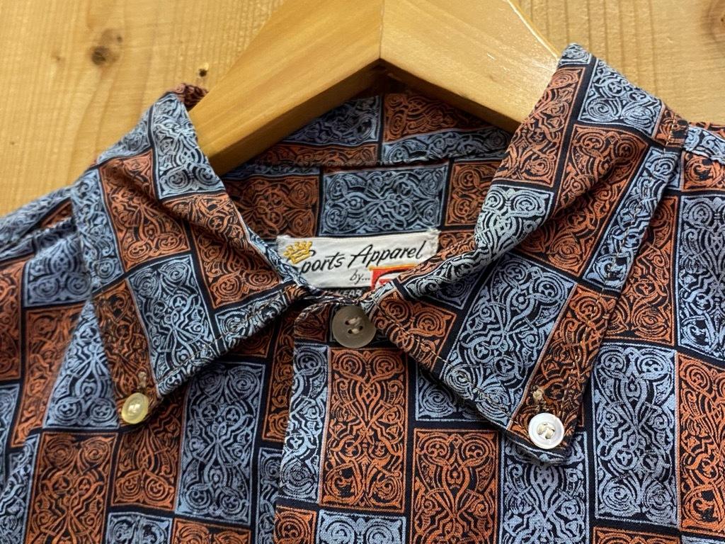 6月16日(水)マグネッツ大阪店ヴィンテージ入荷日!! #3 Shirt&Work編!! BD Shirt,LinenPants,PowrHouse,BIG MAC,Sears!!_c0078587_16381236.jpg