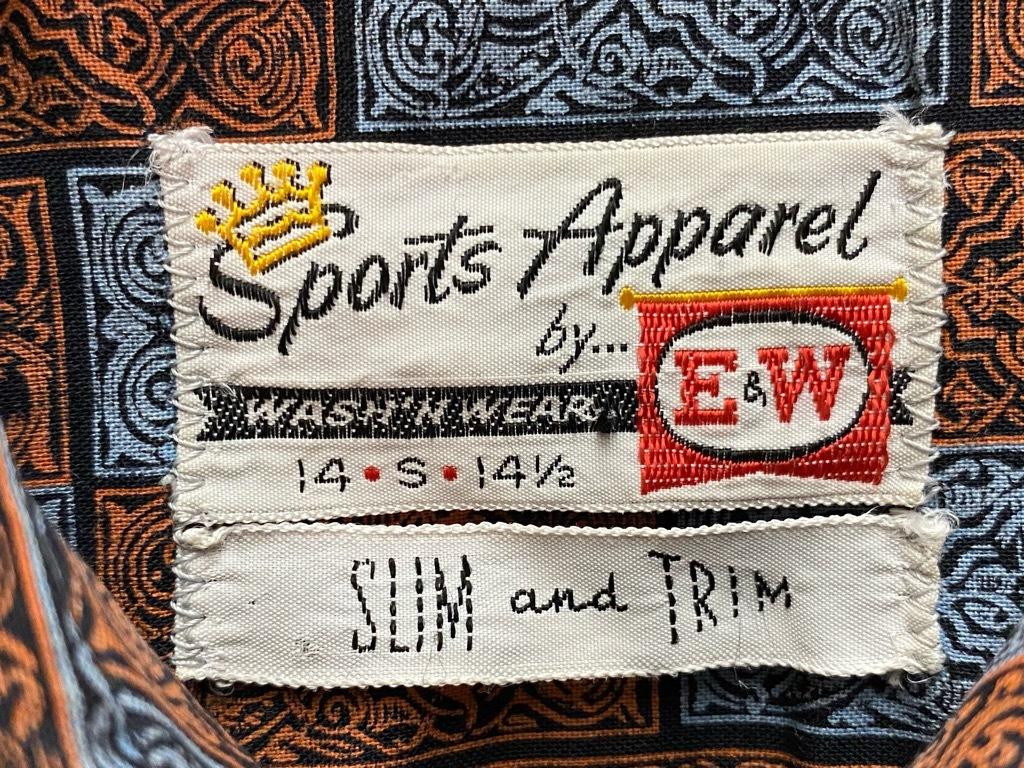 6月16日(水)マグネッツ大阪店ヴィンテージ入荷日!! #3 Shirt&Work編!! BD Shirt,LinenPants,PowrHouse,BIG MAC,Sears!!_c0078587_16381477.jpg