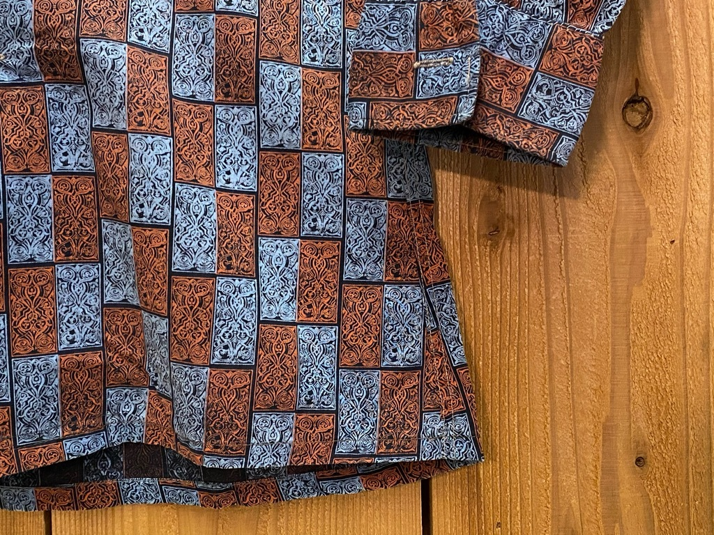 6月16日(水)マグネッツ大阪店ヴィンテージ入荷日!! #3 Shirt&Work編!! BD Shirt,LinenPants,PowrHouse,BIG MAC,Sears!!_c0078587_16381923.jpg