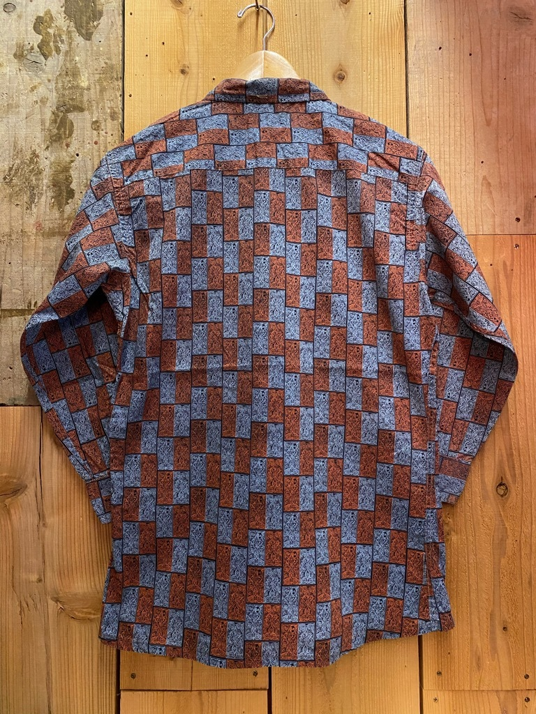 6月16日(水)マグネッツ大阪店ヴィンテージ入荷日!! #3 Shirt&Work編!! BD Shirt,LinenPants,PowrHouse,BIG MAC,Sears!!_c0078587_16390885.jpg