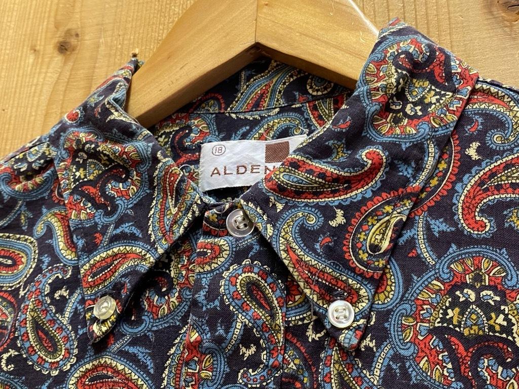 6月16日(水)マグネッツ大阪店ヴィンテージ入荷日!! #3 Shirt&Work編!! BD Shirt,LinenPants,PowrHouse,BIG MAC,Sears!!_c0078587_16393911.jpg