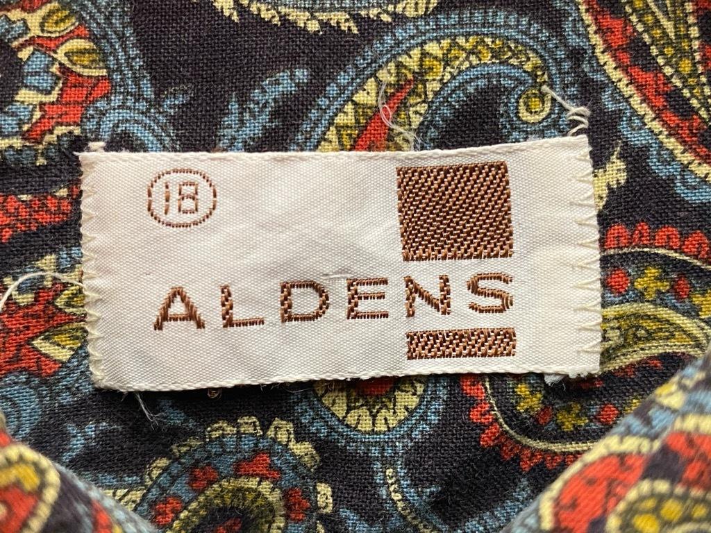 6月16日(水)マグネッツ大阪店ヴィンテージ入荷日!! #3 Shirt&Work編!! BD Shirt,LinenPants,PowrHouse,BIG MAC,Sears!!_c0078587_16395654.jpg