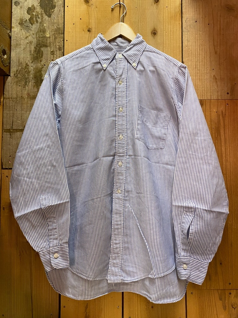 6月16日(水)マグネッツ大阪店ヴィンテージ入荷日!! #3 Shirt&Work編!! BD Shirt,LinenPants,PowrHouse,BIG MAC,Sears!!_c0078587_19340972.jpg