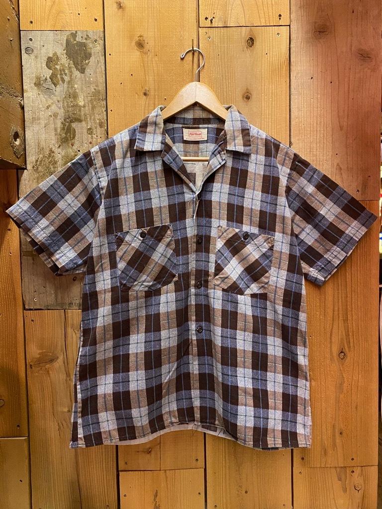 6月16日(水)マグネッツ大阪店ヴィンテージ入荷日!! #3 Shirt&Work編!! BD Shirt,LinenPants,PowrHouse,BIG MAC,Sears!!_c0078587_19361775.jpg