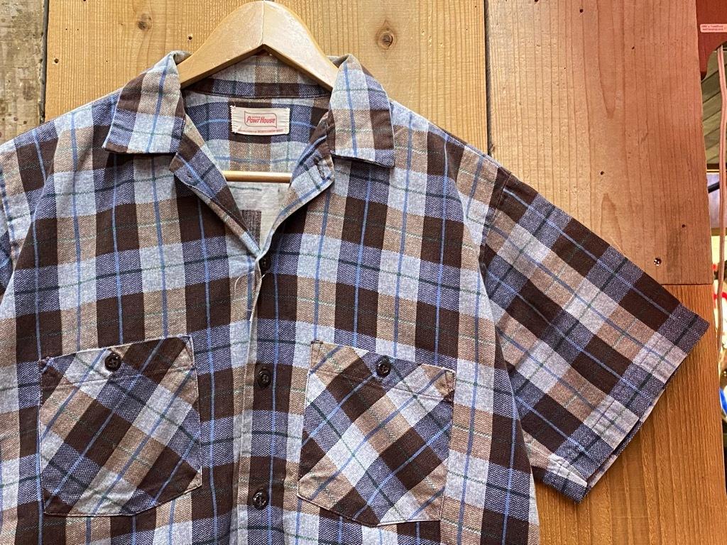 6月16日(水)マグネッツ大阪店ヴィンテージ入荷日!! #3 Shirt&Work編!! BD Shirt,LinenPants,PowrHouse,BIG MAC,Sears!!_c0078587_19361998.jpg