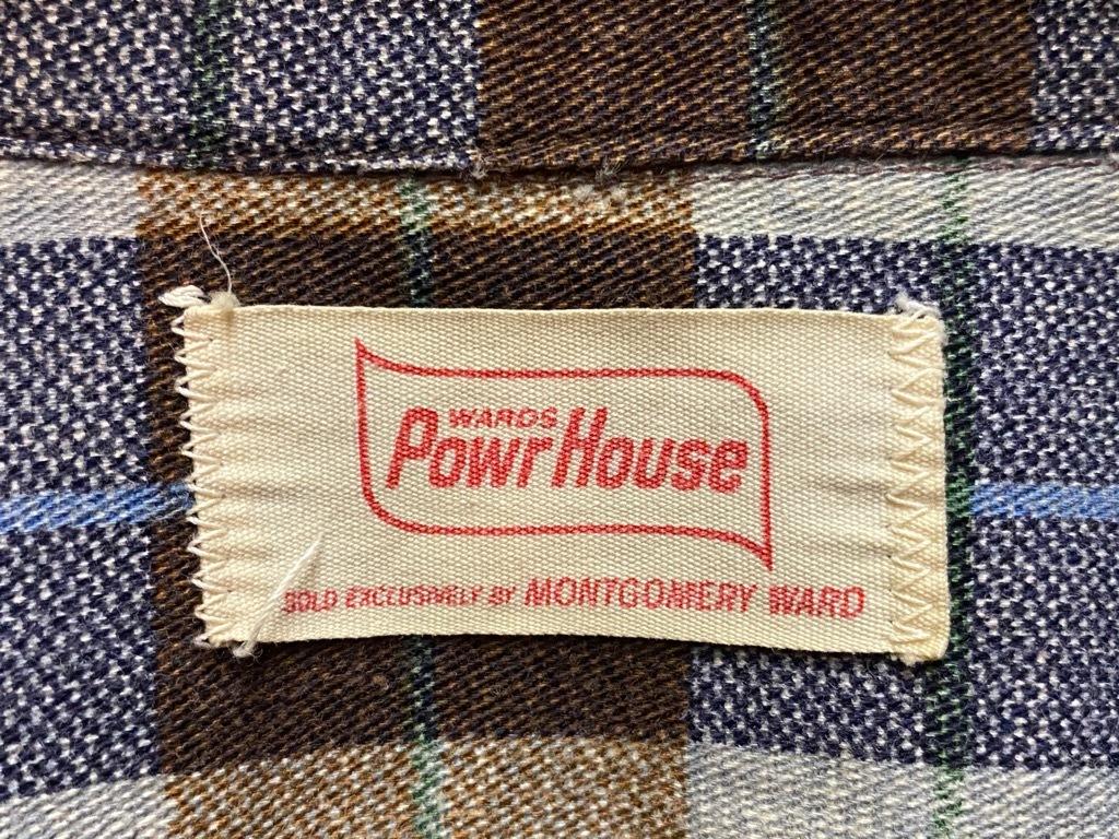 6月16日(水)マグネッツ大阪店ヴィンテージ入荷日!! #3 Shirt&Work編!! BD Shirt,LinenPants,PowrHouse,BIG MAC,Sears!!_c0078587_19362114.jpg
