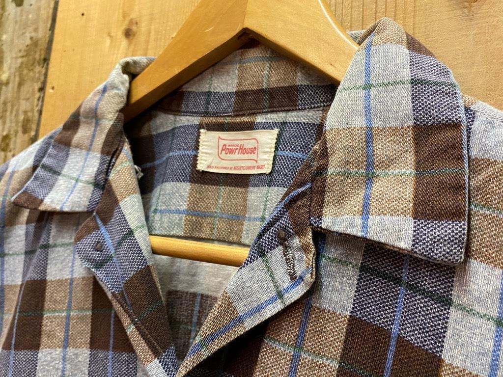 6月16日(水)マグネッツ大阪店ヴィンテージ入荷日!! #3 Shirt&Work編!! BD Shirt,LinenPants,PowrHouse,BIG MAC,Sears!!_c0078587_19362265.jpg