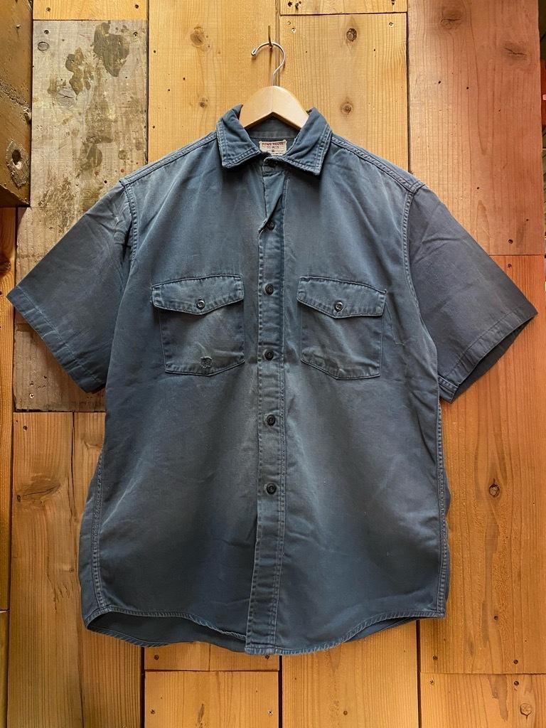 6月16日(水)マグネッツ大阪店ヴィンテージ入荷日!! #3 Shirt&Work編!! BD Shirt,LinenPants,PowrHouse,BIG MAC,Sears!!_c0078587_19363421.jpg