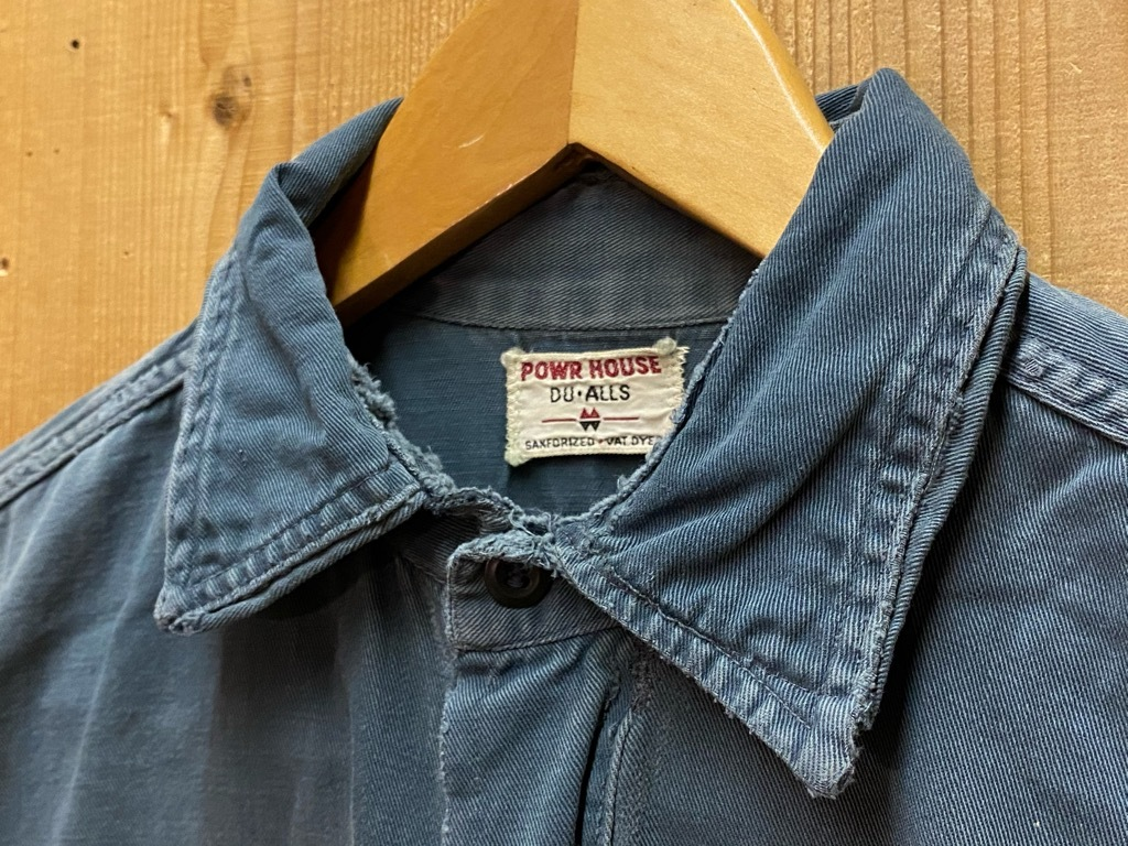 6月16日(水)マグネッツ大阪店ヴィンテージ入荷日!! #3 Shirt&Work編!! BD Shirt,LinenPants,PowrHouse,BIG MAC,Sears!!_c0078587_19363720.jpg