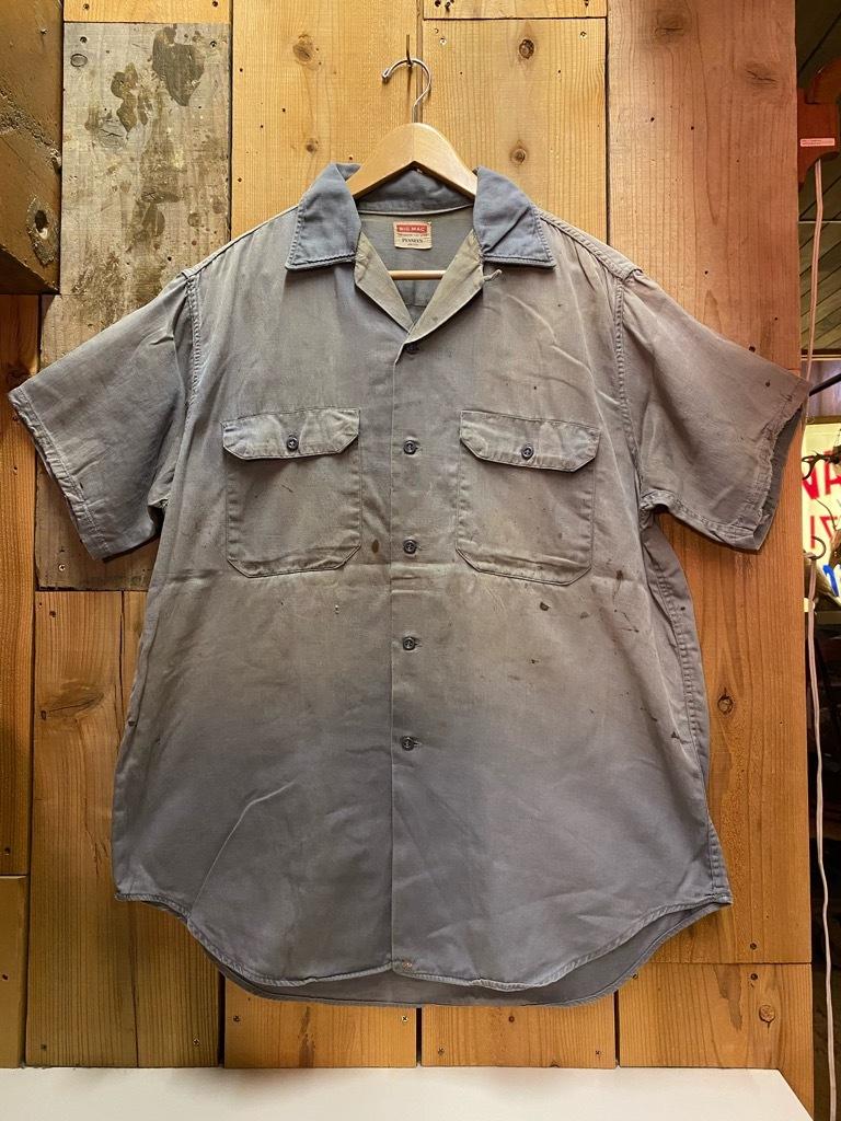 6月16日(水)マグネッツ大阪店ヴィンテージ入荷日!! #3 Shirt&Work編!! BD Shirt,LinenPants,PowrHouse,BIG MAC,Sears!!_c0078587_19381680.jpg