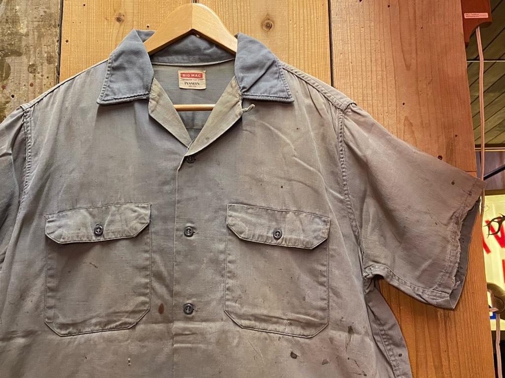 6月16日(水)マグネッツ大阪店ヴィンテージ入荷日!! #3 Shirt&Work編!! BD Shirt,LinenPants,PowrHouse,BIG MAC,Sears!!_c0078587_19381837.jpg