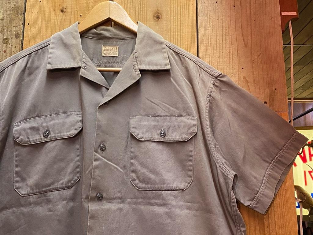 6月16日(水)マグネッツ大阪店ヴィンテージ入荷日!! #3 Shirt&Work編!! BD Shirt,LinenPants,PowrHouse,BIG MAC,Sears!!_c0078587_19383269.jpg