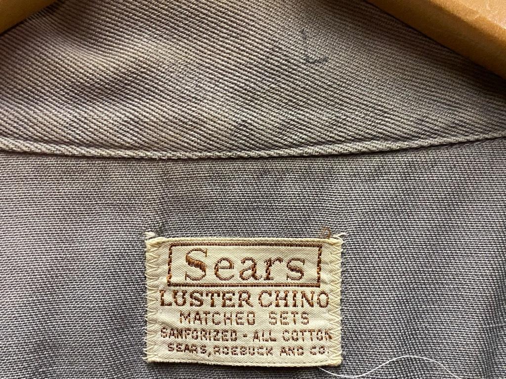6月16日(水)マグネッツ大阪店ヴィンテージ入荷日!! #3 Shirt&Work編!! BD Shirt,LinenPants,PowrHouse,BIG MAC,Sears!!_c0078587_19383360.jpg